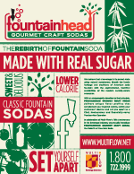 Fountainhead Real Sugar Soda PDF